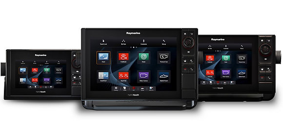 Raymarine eS'Series 78 DownVision SideVision withes78