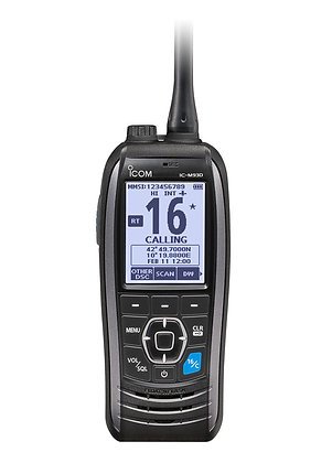 IC-m93D EURO Buoyant VHF Marine Transceiver with DSC
