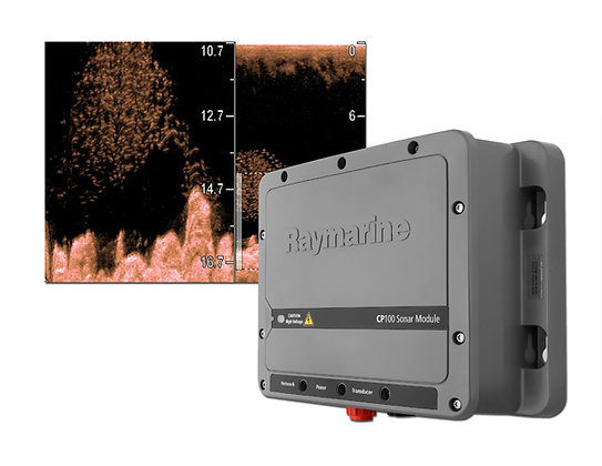 Raymarine CP100 Sonar with CHIRP DownVision™