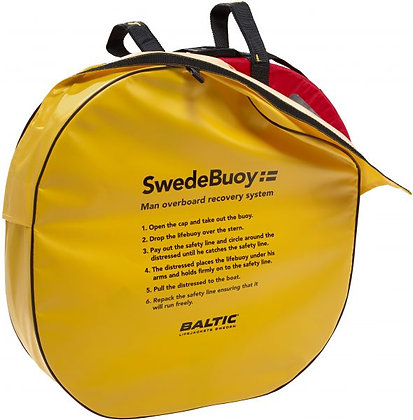 BALTIC SWEDEBUOY RESCUE SYSTEM