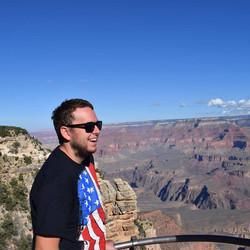 Dawid i Wielki Kanion
