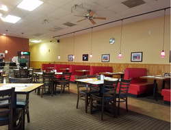 Bethany Diner inside look Work and Travel IECenter