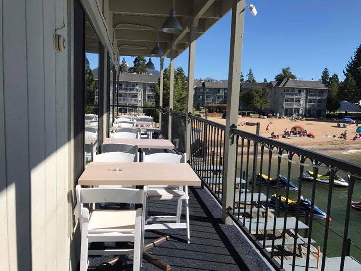 Beach Retreat terrace Work and Travel IECenter