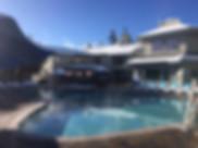 Beach Retreat pool Work and Travel IECen