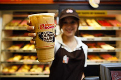Dunkin Donuts Work and Travel