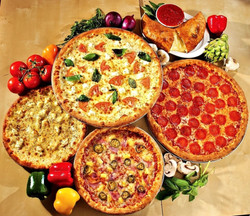Pizza Mambo pizzas Work and Travel IECenter