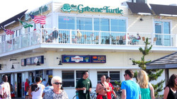 Greene Turtle view of the Restaurant Work and Travel IECenter