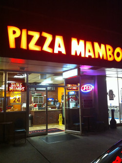 Pizza Mambo Entrance Work and Travel IECenter