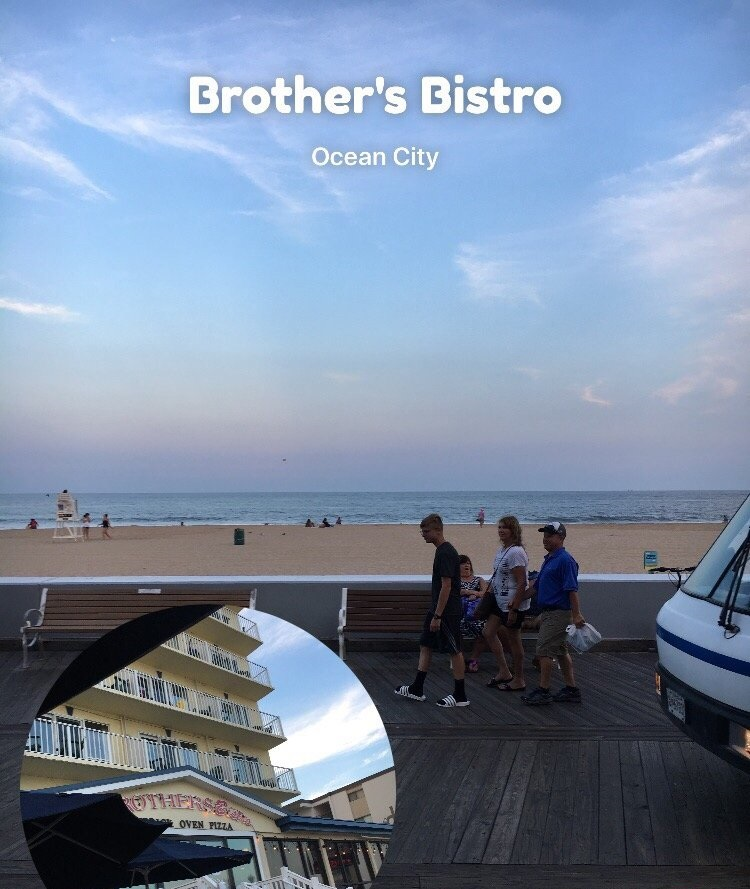 Brothers Bistro review Work and Travel IECenter