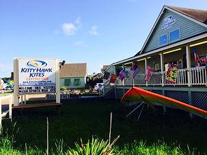 Kitty Hawk Kites w Duck, NC Work and Tra
