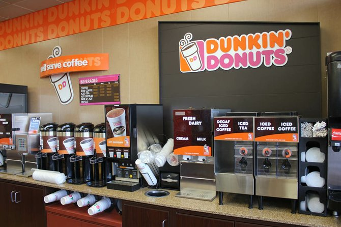 Dunkin Donuts Work and Travel 4