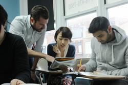 Studenci IECenter w szkole w Nowym Jorku 4