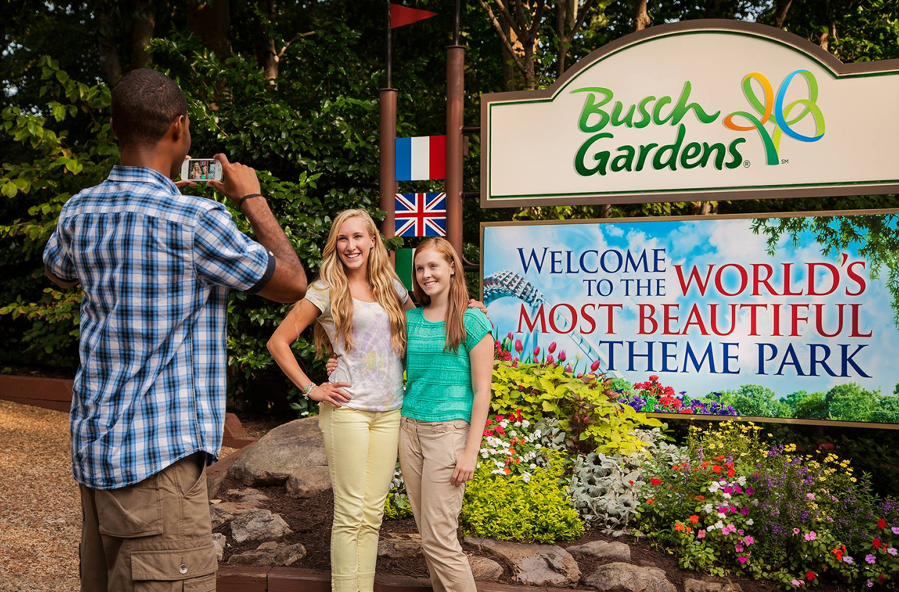 Busch Gardens Work and Travel IECenter