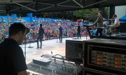 Busch Gardens Concert Work and Travel IE