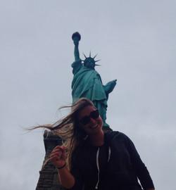 Kinga w Nowym Jorku