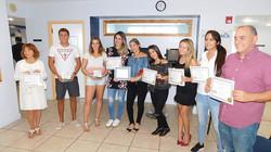 OHLA Students Celebration IECenter