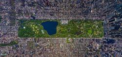 New York z helikoptera