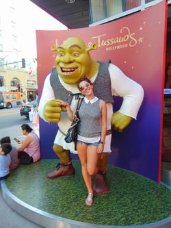 Karolina w Universal Studio