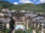 Four Seasons view from above Work and Tr