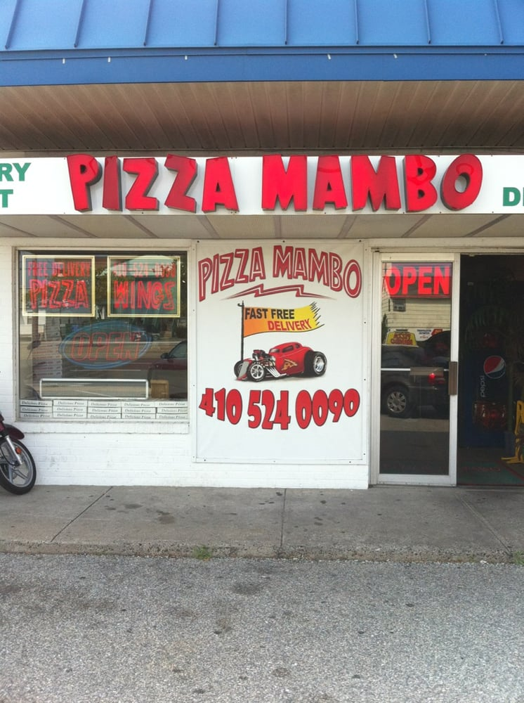 Pizza Mambo Another Entrance Work and Travel IECenter