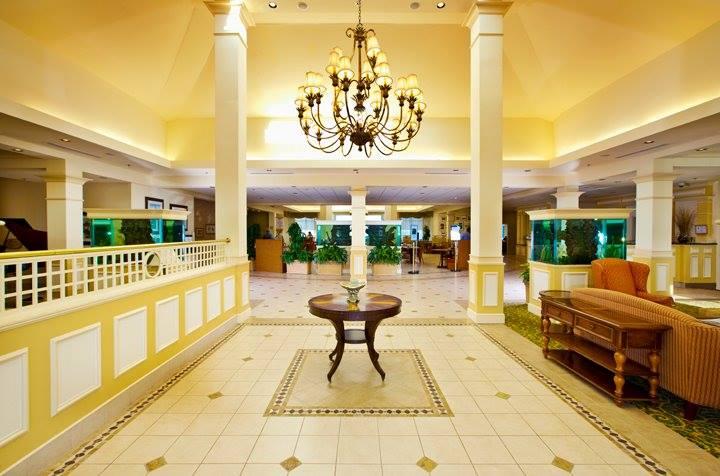 Hilton Garden Hall Work and Travel IECetner