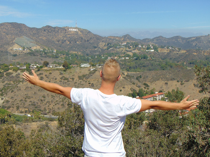 Daniel na Work and Travel USA
