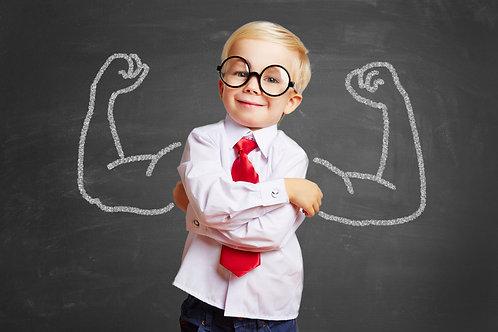 Child Confidence and Self Esteem 3-?