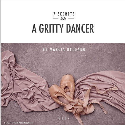 7 Secrets to be a Gritty Dancer - Female