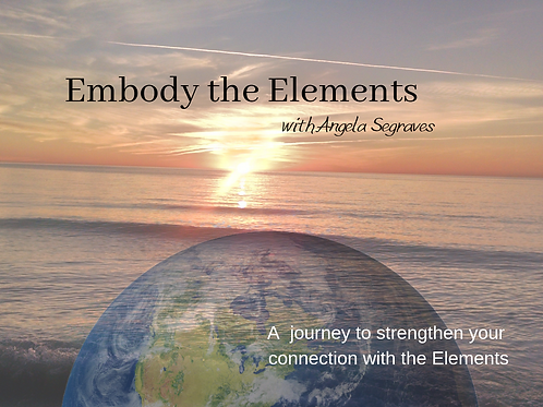Embody the Elements 5 part Series