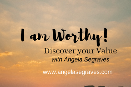4 Weeks of Worthiness Healing and Coaching