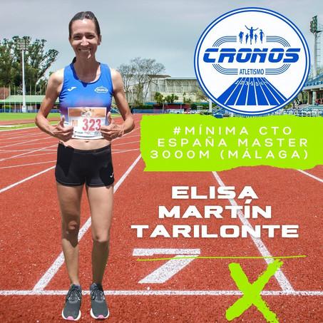 ELI MARTIN TARILONTE MINIMA CTO DE ESPAÑA