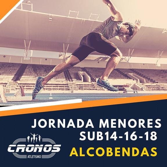 JORNADA DE MENORES SUB 14-16-18