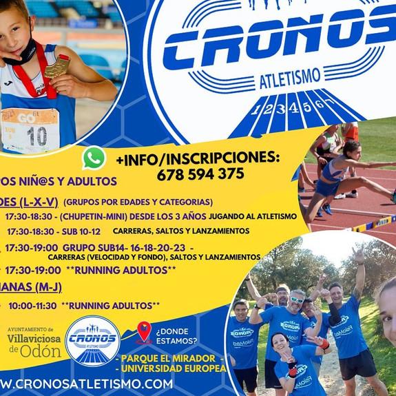 VILLAVICIOSA DE ODON - CURSO 21-22