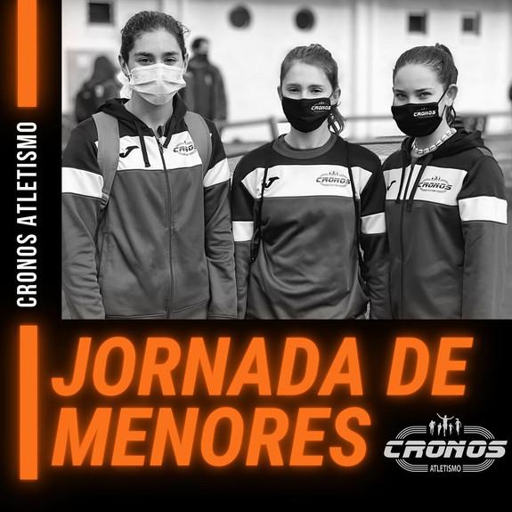 JORNADA DE MENORES ALCOBENDAS 6 FEBRERO