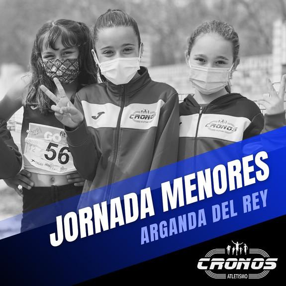 JORNADA DE MENORES ARGANDA