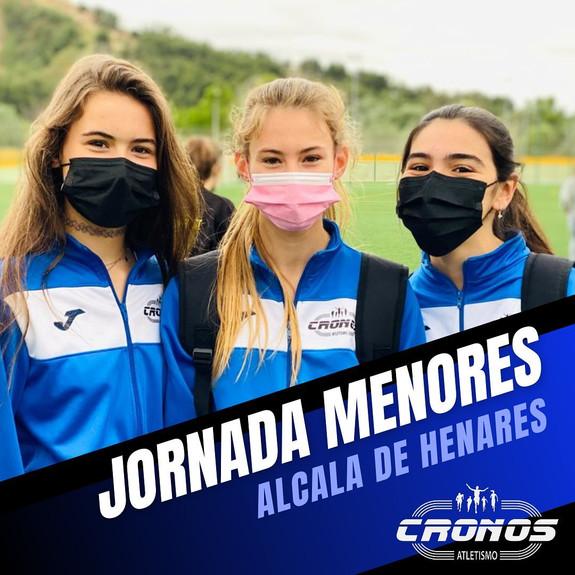 JORNADA DE MENORES ALCALA DE HENARES
