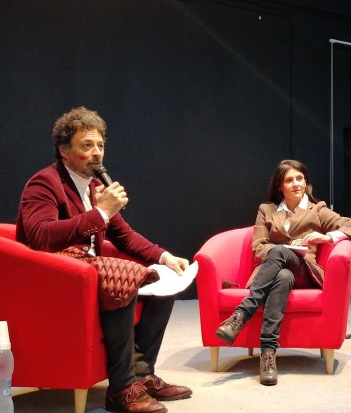 Gianluca Campagna e Sabrina Lembo