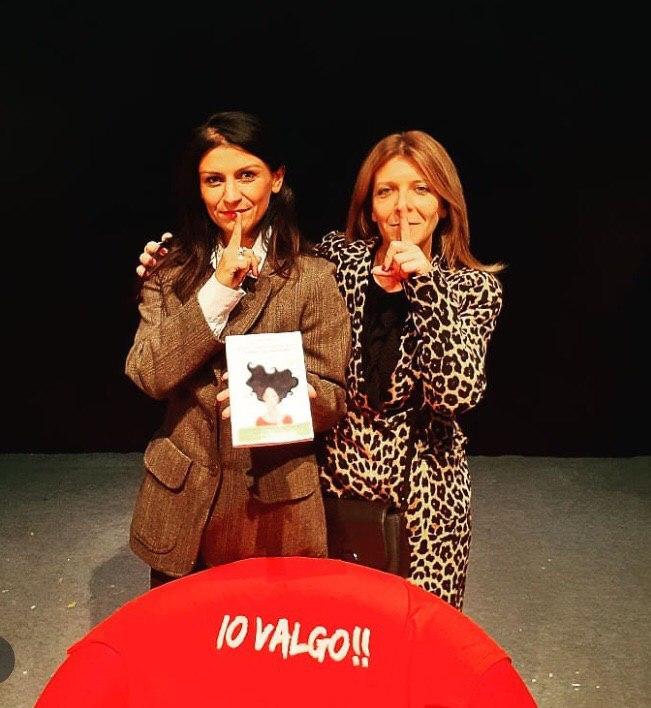 Sabrina Lembo e Loretta Cardarelli