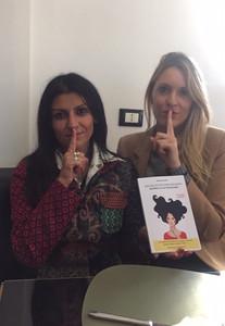 Sabrina Lembo (Autrice) e Stefania Benincaso (Attrice)