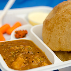 Poori Bhaaji Meal