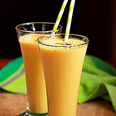 Mango Lassi  (Mango Yogurt Smoothie)
