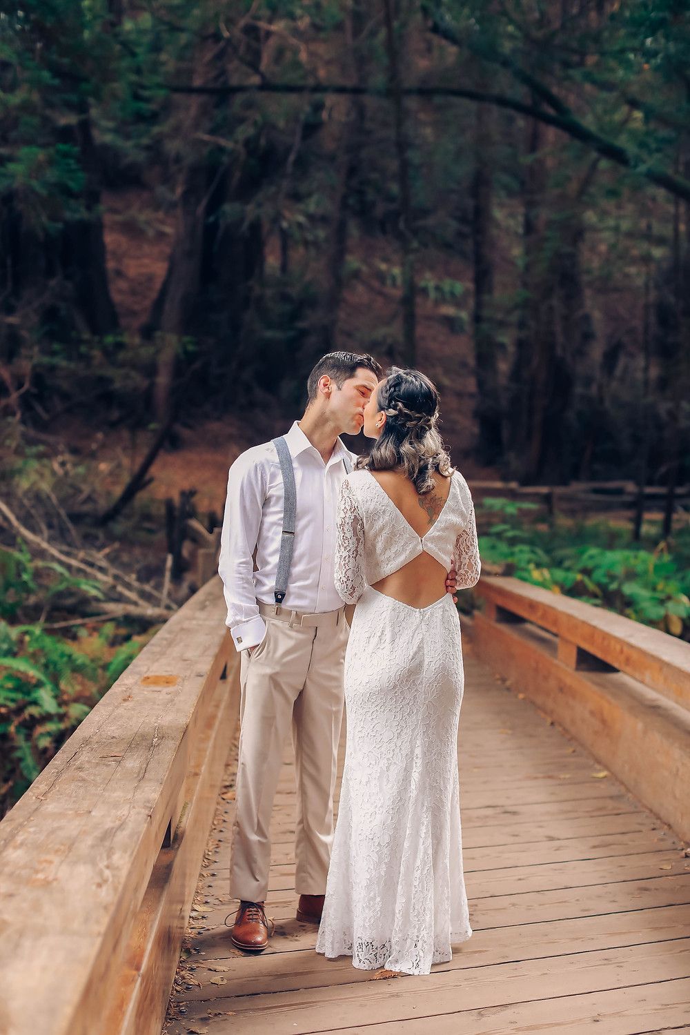 Muir Woods Engagement Photos
