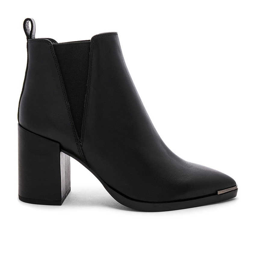 Black Bootie Fall