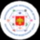 Логотип РМЦ НОВЫЙ (круглый) много белого