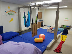 Ms Roses TheraPlace Sensory Motor Room