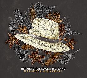 Music Album by Hermeto Pascoal and Big Band Gouvea called Natureza Universal