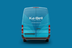 Vehicle Branding for Ka-Bell