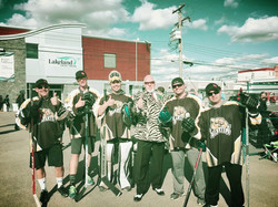 Charity Street Hockey Tournament