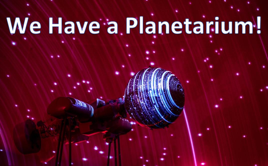 Mallory Kountze Planetarium