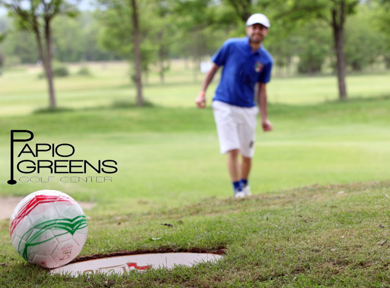 Papio Greens Foot Golf